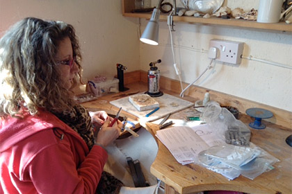 Antoinette Luckhurst Jewellery Classes