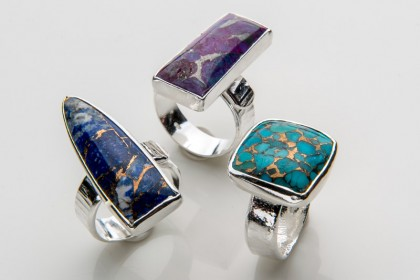 Antoinette Luckhurst Jewellery - Rings